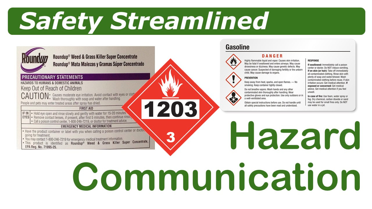 Hazard Communication Course Demo